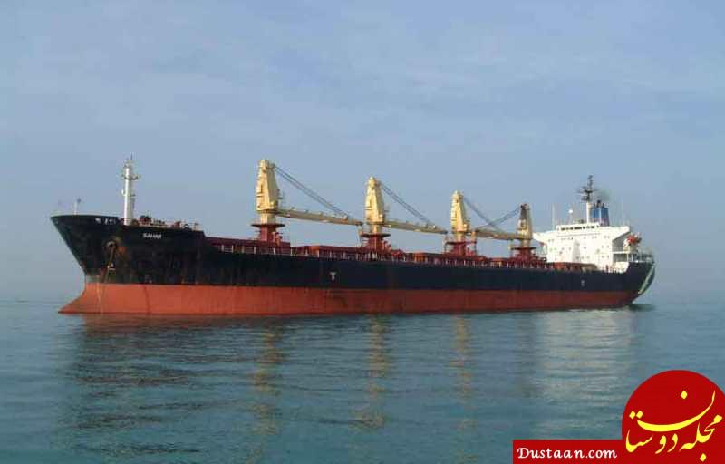 www.dustaan.com پیگیری حقوقی دزدی دریایی نفتکش ایران