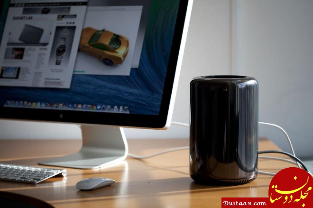 www.dustaan.com اپل تولید دسکتاپ مک پرو خود را به چین منتقل میکند