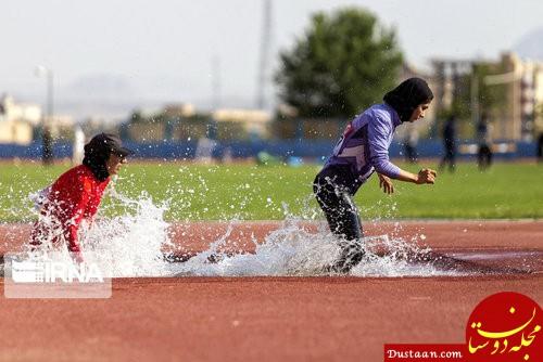 www.dustaan.com مسابقات دو و میدانی دختران در شهرکرد +تصاویر