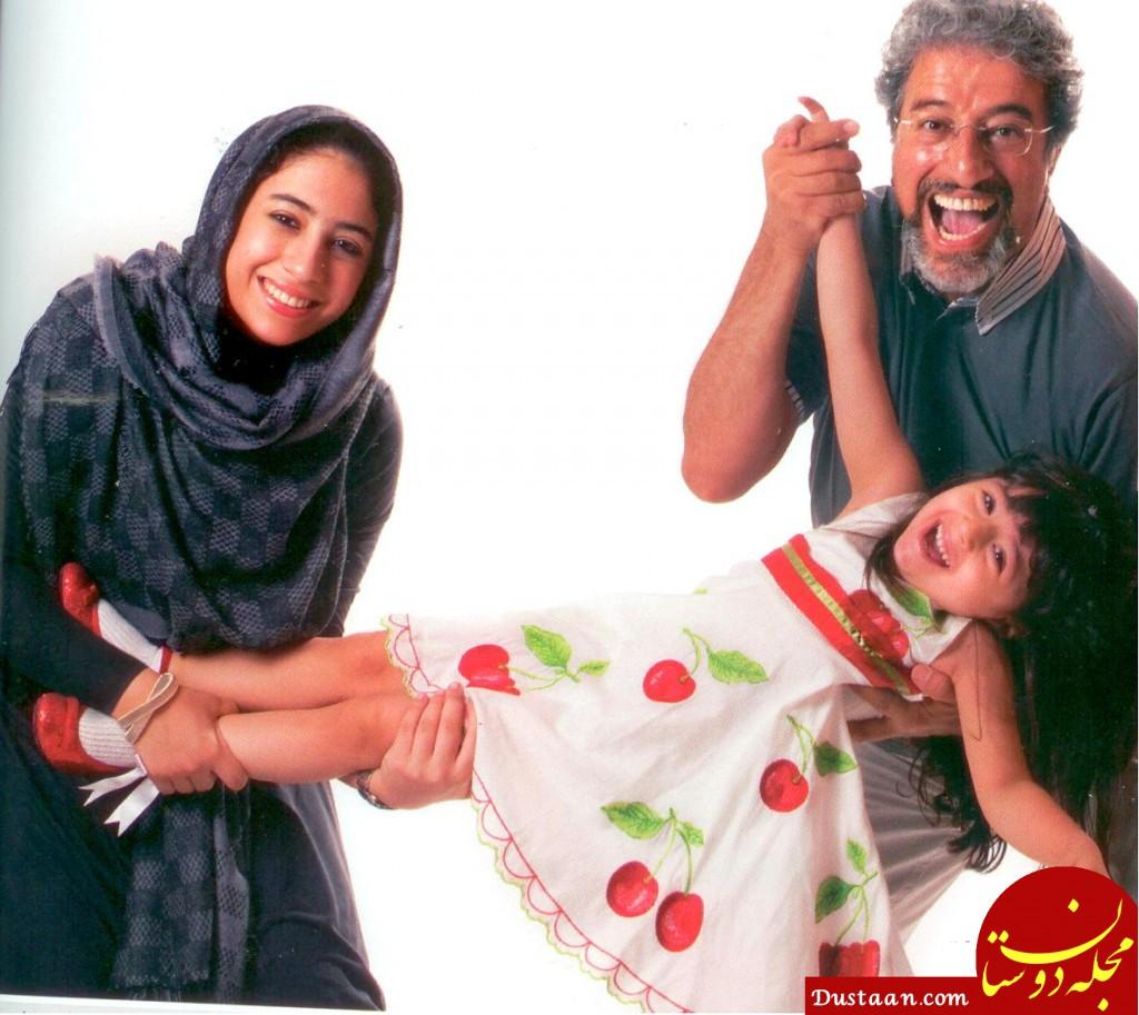 www.dustaan.com بیوگرافی و عکس های دیدنی علیرضا خمسه ، همسر و فرزندانش