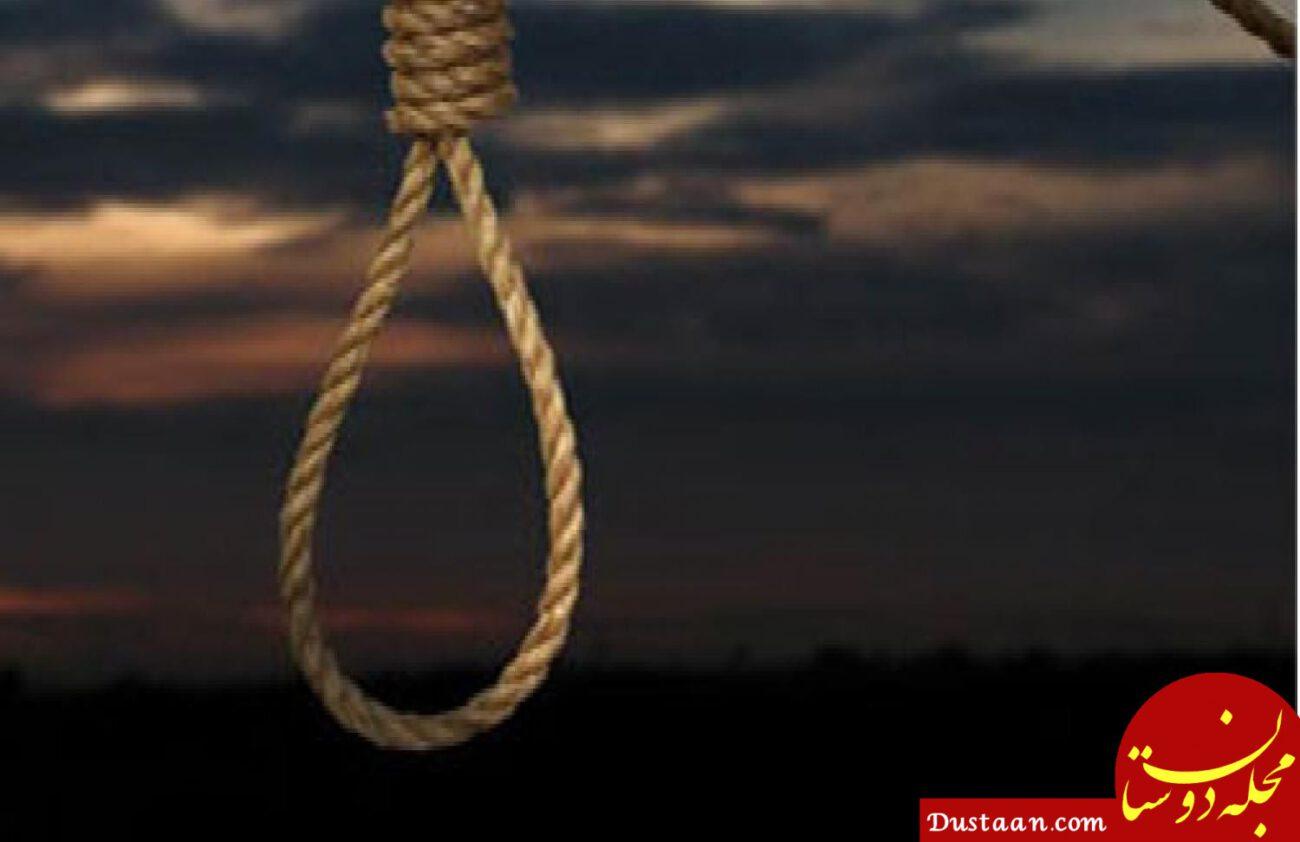 www.dustaan.com اعدام قاتل مرد روستایی