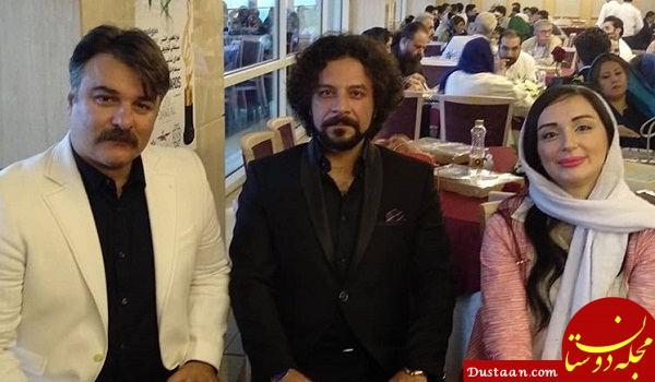 www.dustaan.com عکس های دیدنی بازیگران در مراسم جشن حافظ 98