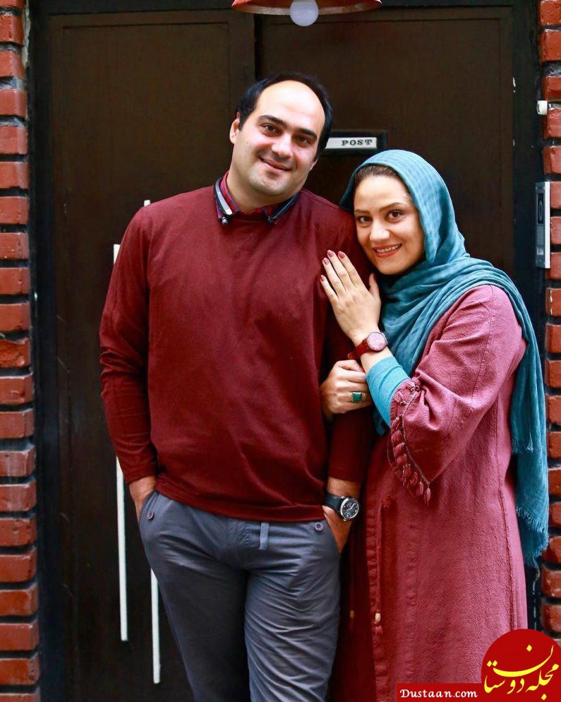 www.dustaan.com بیوگرافی و عکس های دیدنی شبنم مقدمی و همسرش علیرضا آرا