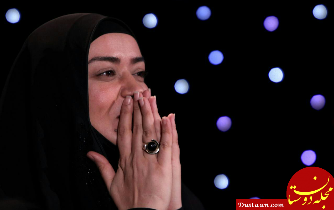 www.dustaan.com الهام چرخنده : محجبه که شدم قرارهای کاری کنسل شد