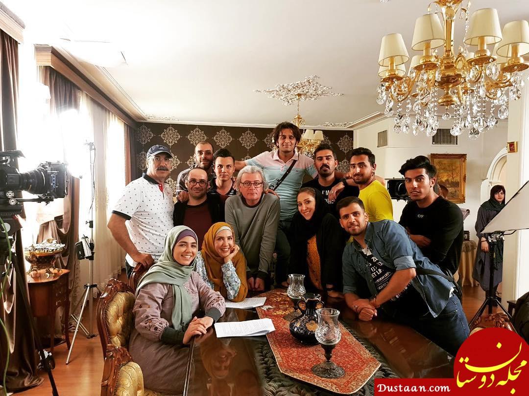 www.dustaan.com خلاصه داستان و بازیگران سریال آچمز +عکس های پشت صحنه