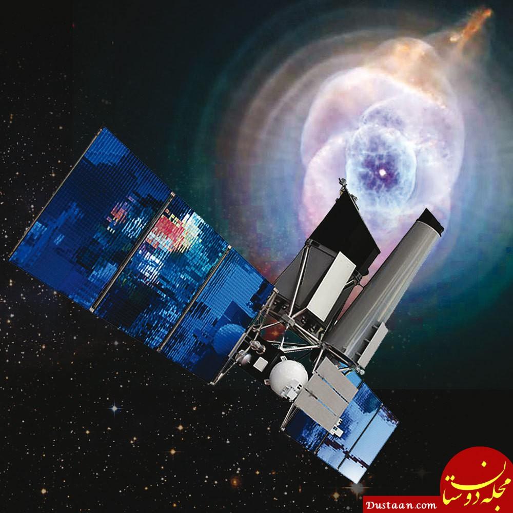 www.dustaan.com پرتاب تلسکوپ قدرتمند روسی به فضا برای تهیه نقشه کیهان