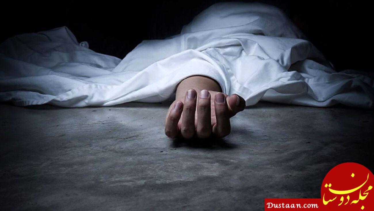 www.dustaan.com پدر سنگدل در یک لحظه دختر ۷ ساله اش را خفه کرد و وی جان باخت!