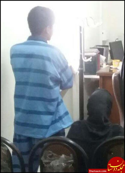 www.dustaan.com پسر نوجوانی که پسر ۱۱ ساله را آزار داده بود به 100 ضربه شلاق محکوم شد +عکس