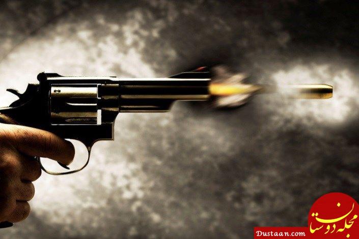 www.dustaan.com نقشه فرار سارق مسلح در جاده اهواز جان او را گرفت!