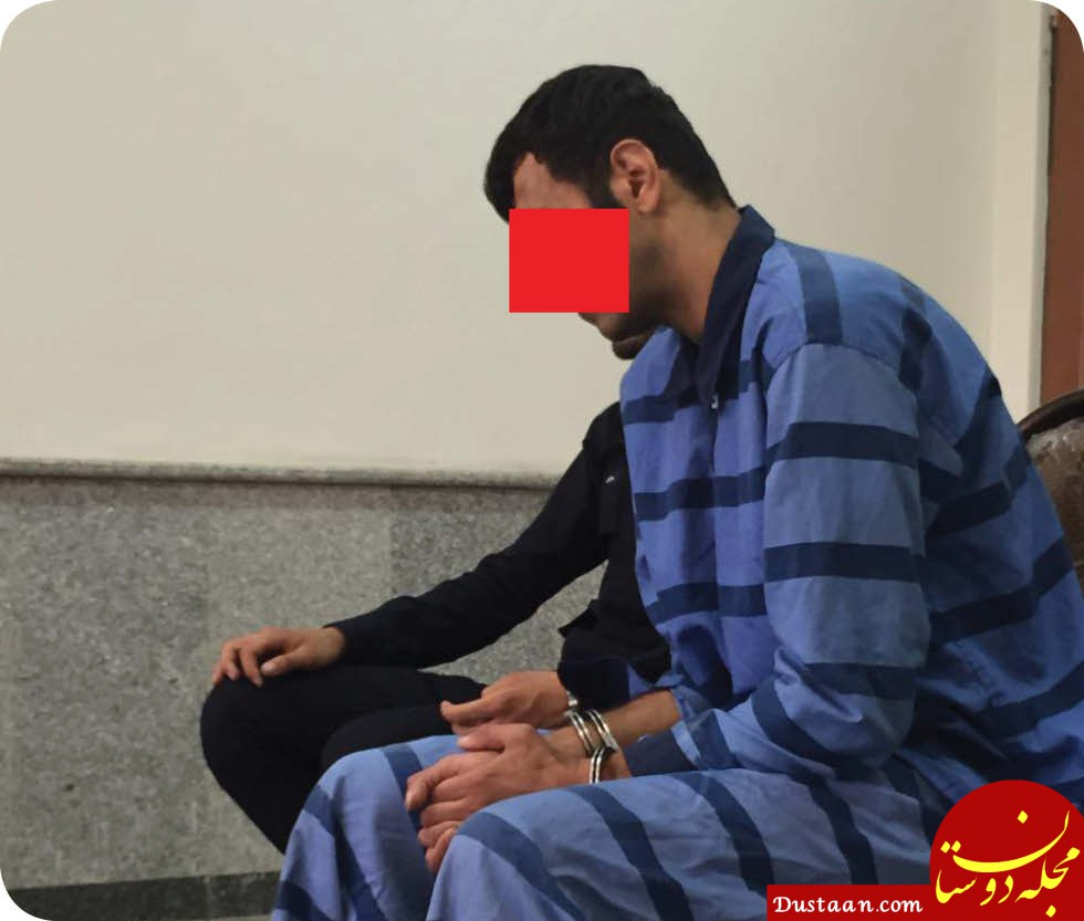 www.dustaan.com عجیب ترین بخشش قاتل از طناب دار / داماد جنایتکار خیلی وحشت کرده بود
