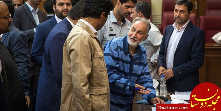 www.dustaan.com روایت محمدعلی نجفی از لحظه قتل میترا استاد