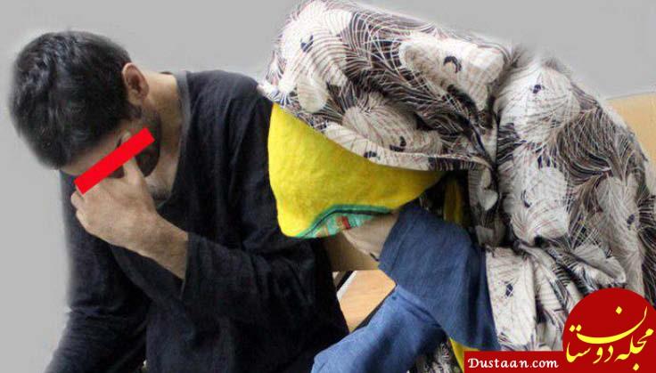 www.dustaan.com عاقبت دختر پولداری که عاشق جوان موتور سوار شد! +عکس