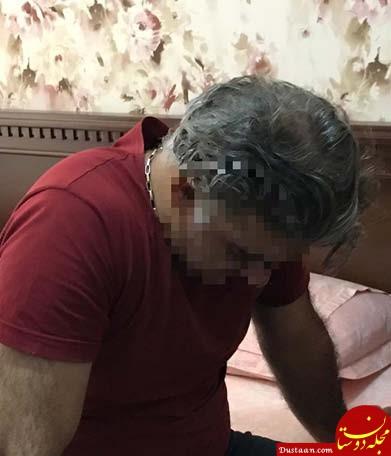 www.dustaan.com گفت و گو با مرد جوان تهرانی که همسرش را خفه کرد +عکس