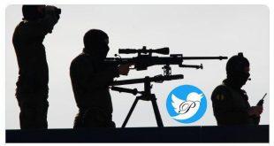 ایران سلاح «تک تیراندازی» ساخته که از فاصله 1600 متری به هدف می زند