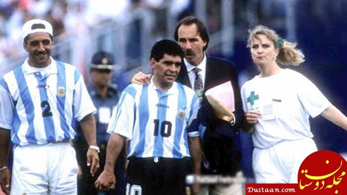 www.dustaan.com رئیس اسبق فیفا: «مارادونا» باید بابت دوپینگ مجازات میشد