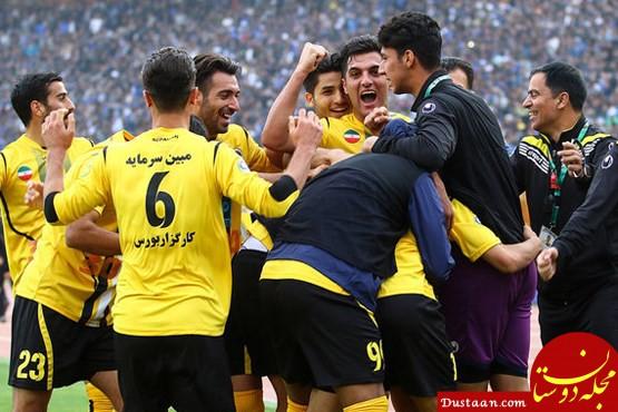 www.dustaan.com باشگاه سپاهان از هوادار پرسپولیس شکایت می کند!