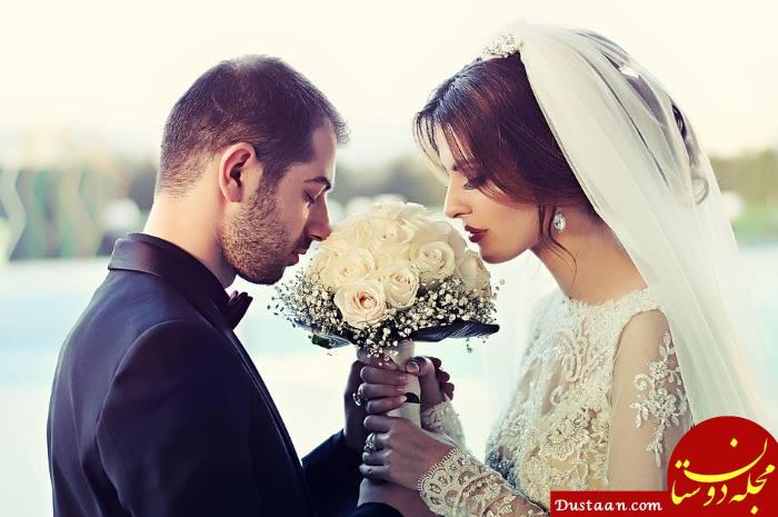 www.dustaan.com برخورد صحیح یک عروس با خانواده شوهر