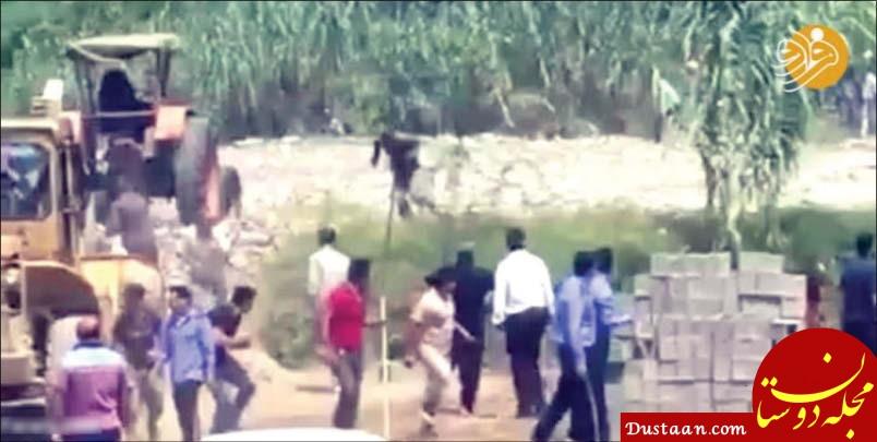 www.dustaan.com 3 روایت از حادثه مرگبار محمود آباد +عکس
