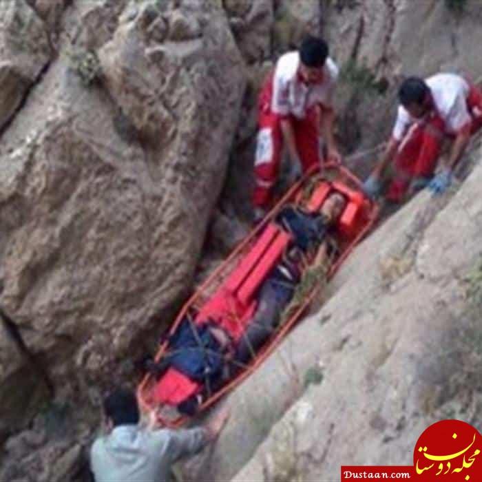 www.dustaan.com نخستین تصویر از جسد فرناز دولتخواه که پس از ۲ روز پیدا شد +عکس