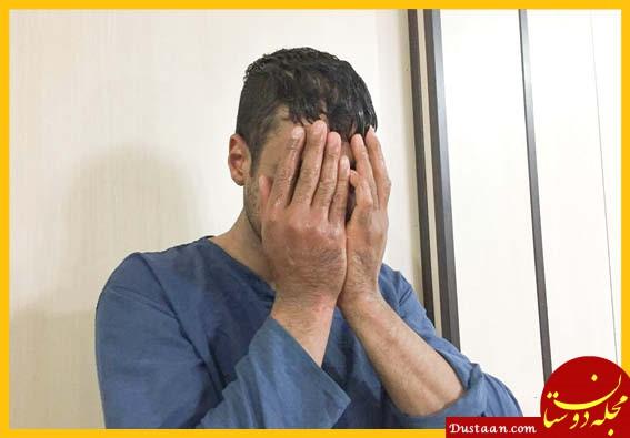 www.dustaan.com اعتراف هولناک راننده تاکسی به قتل زن طلایی +عکس