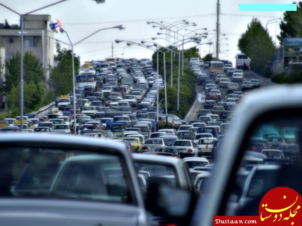 www.dustaan.com هر ساعت دو نفر در جاده ها می میرند