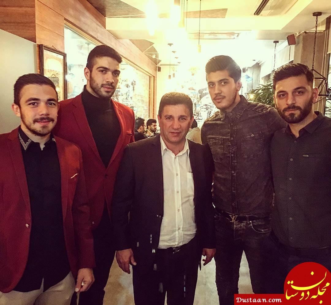 www.dustaan.com امیر قلعه نویی : استقلال را دوست دارم ولی در سپاهان راحتم