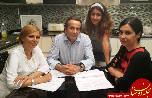 www.dustaan.com رامسین کبریتی 3 سال بعد از مهاجرت از ایران!