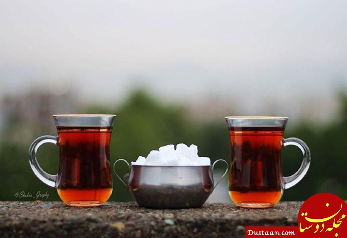 www.dustaan.com با فواید و مضرات مصرف روزانه چای آشنا شوید