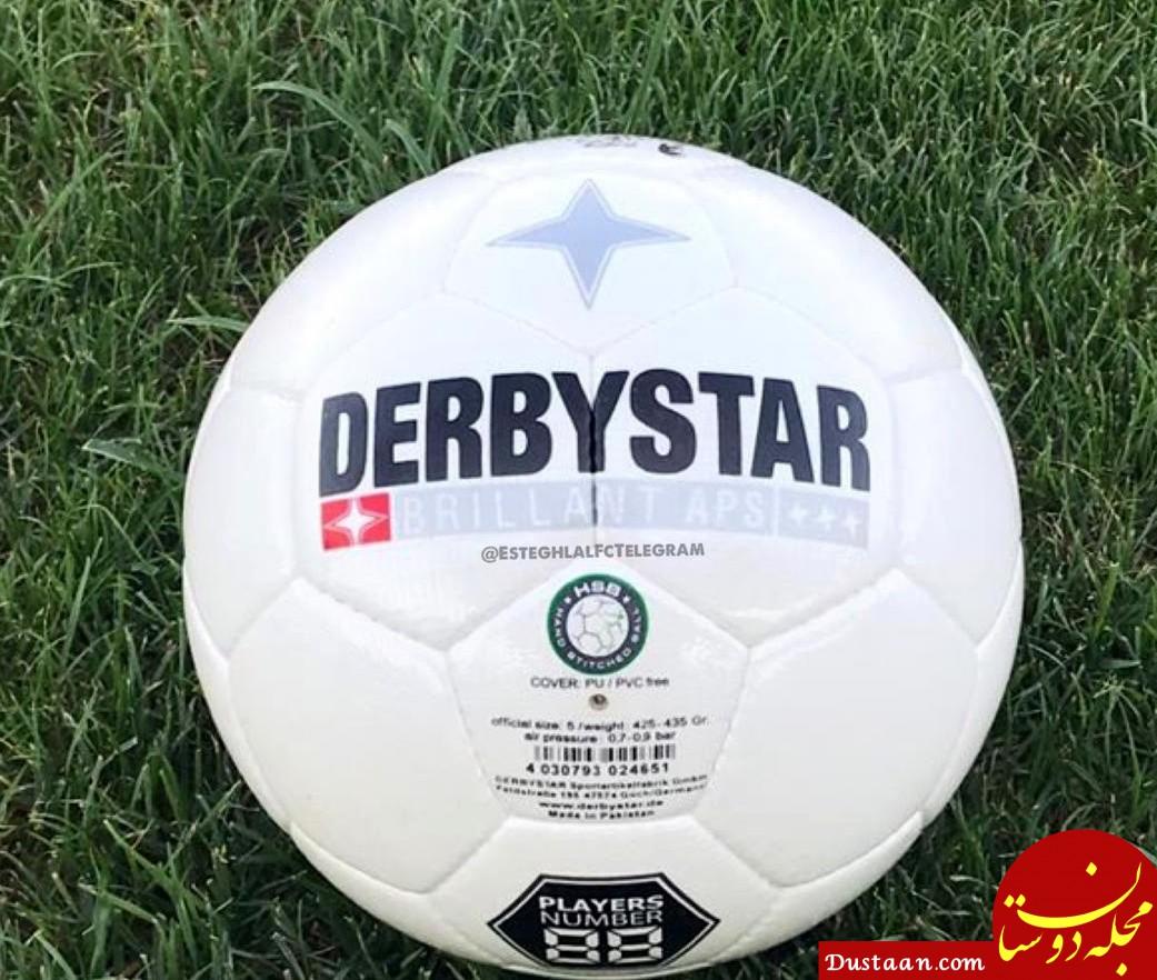 www.dustaan.com واکنش فدراسیون فوتبال به کیفیت توپ های فصل جدید لیگ برتر