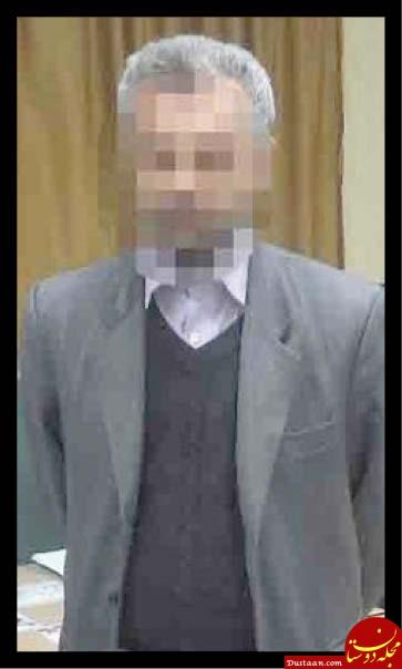 www.dustaan.com این مرد ۹ دختر و پسر خردسال را به دام شومش کشاند +عکس