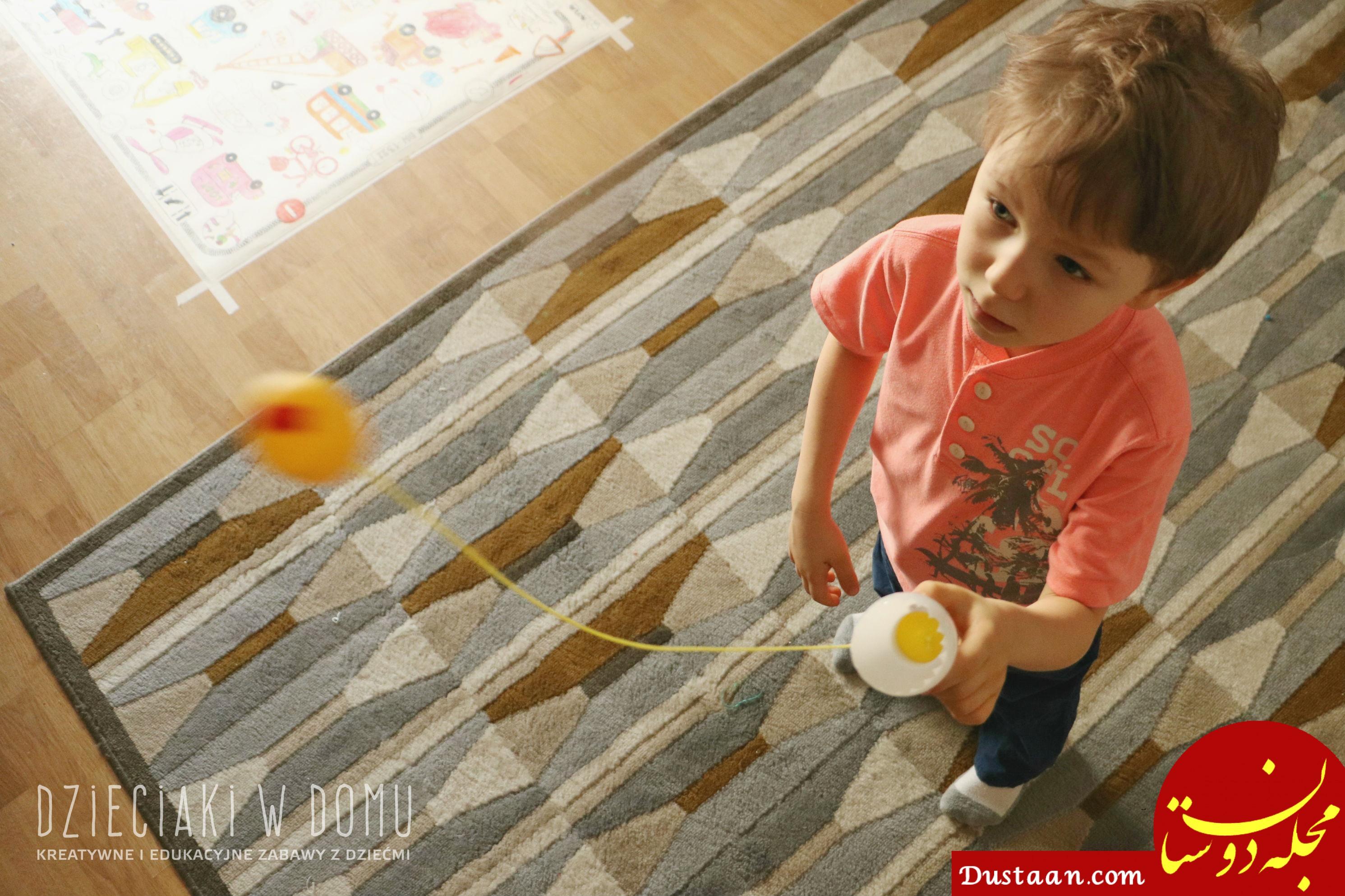 www.dustaan.com کاردستی با وسایل دور ریختنی برای مدرسه و تفریح +عکس وفیلم