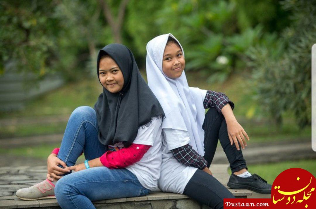 www.dustaan.com سن قانونی ازدواج دختران در اندونزی از ۱۶ سال به ۱۹ سال افزایش یافت