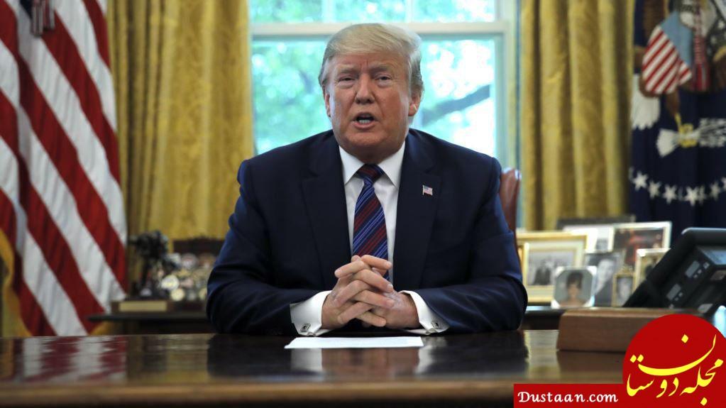 www.dustaan.com واکنش ترامپ به حملات به پالایشگاه های عربستان
