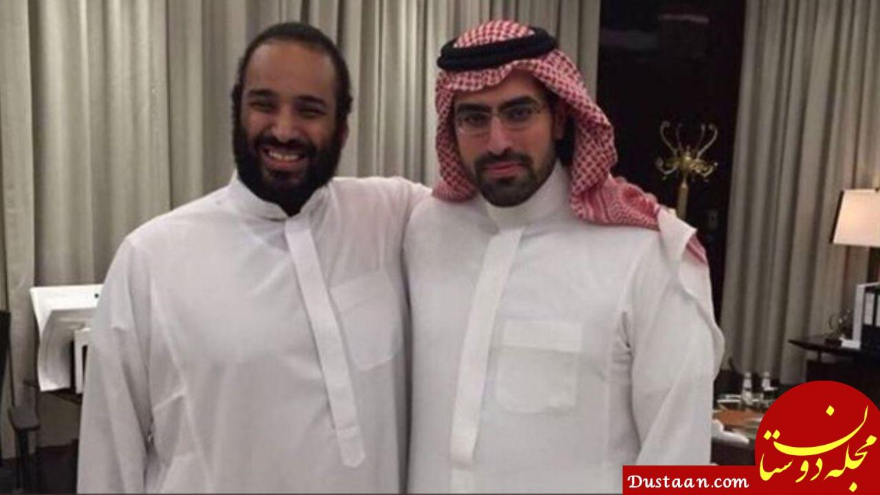 www.dustaan.com جنگ پنهان شاهزاده های امارات و عربستان علیه یکدیگر