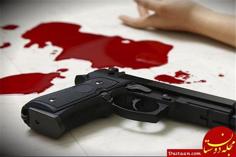 قتل مرد جوان مقابل چشمان خانواده اش
