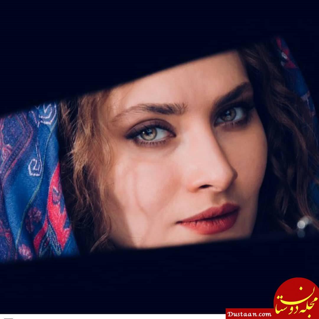 www.dustaan.com بیوگرافی و عکس های جدید ساناز سعیدی بازیگر سینما و تلویزیون