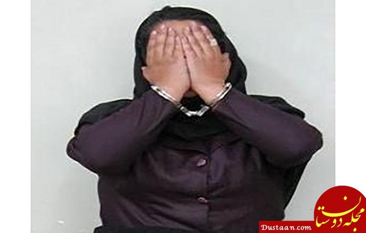 www.dustaan.com ماجرای کیف زنی های یک زن!