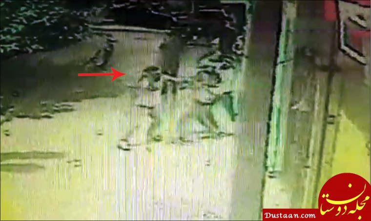 www.dustaan.com قاتل به تماشای فیلم جنایت اش نشست ! +عکس