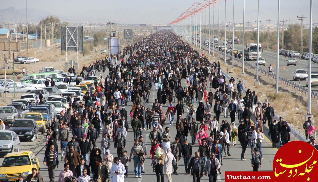 www.dustaan.com شرایط حمل زائران اربعین حسینی (علیه السلام) به عراق اعلام شد