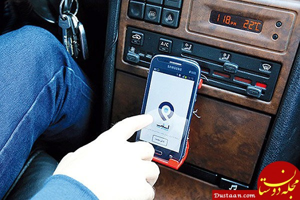 www.dustaan.com شرایط رانندگان اسنپ و تپسی سخت شد