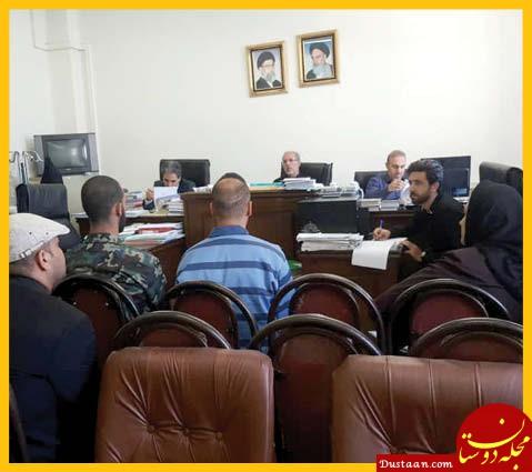 www.dustaan.com جنایت خونین مسافر فرانسه در تهران