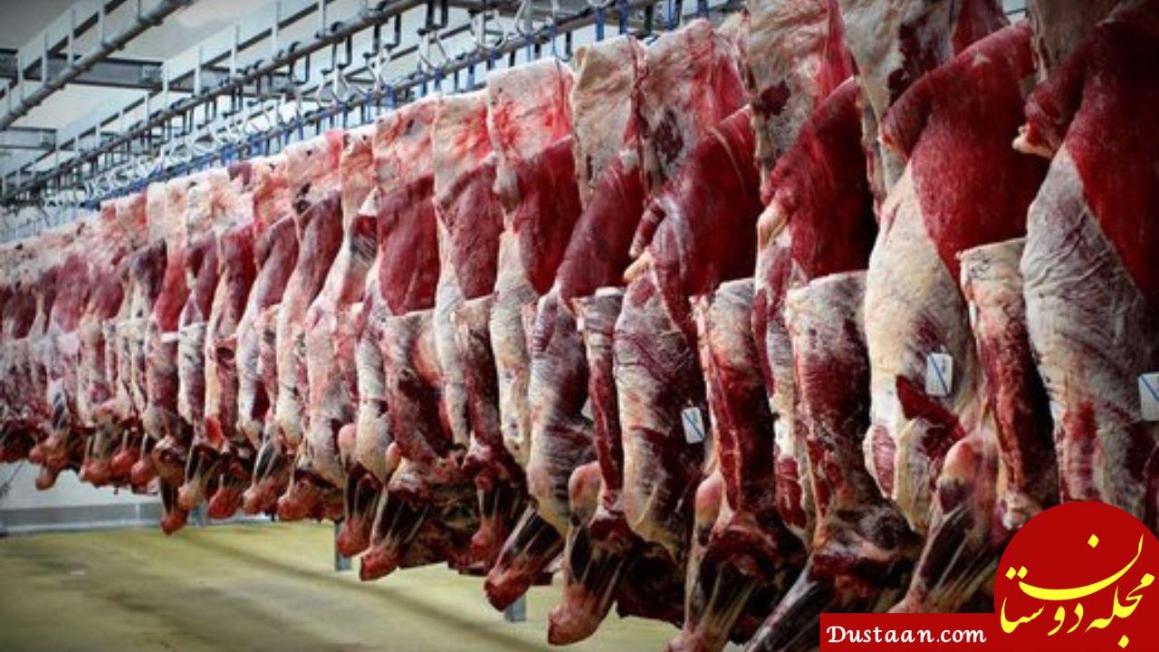 www.dustaan.com افت ۲۰ هزار تومانی قیمت گوشت در بازار