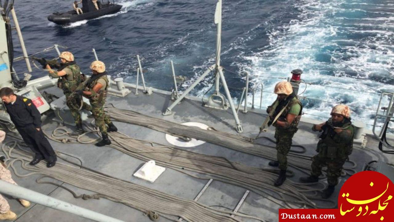 www.dustaan.com قاچاقچیان خوش قلب سه پلیس را از داخل دریا نجات دادند