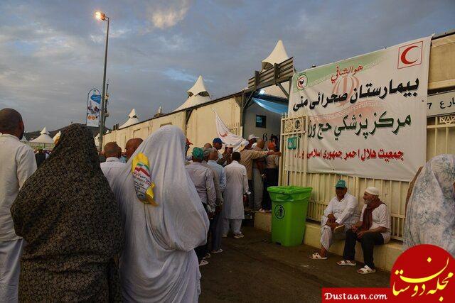 www.dustaan.com انتقال ۹ زائر بیمار و مصدوم از کربلا به مهران