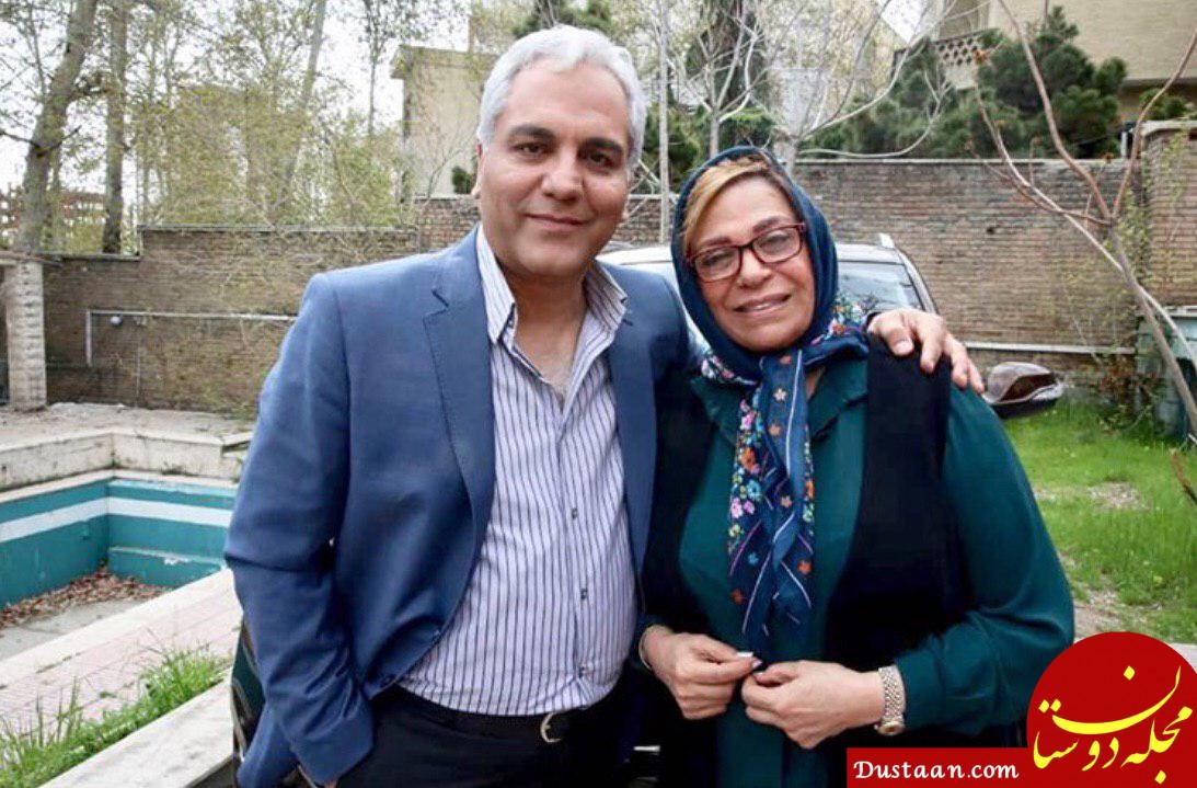 www.dustaan.com مهران مدیری چطور گوهر خیراندیش را راضی به بازی در «هیولا» کرد؟
