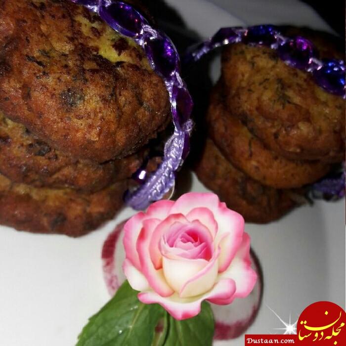 www.dustaan.com طرز تهیه شامی میگو ، خوشمزه و متفاوت