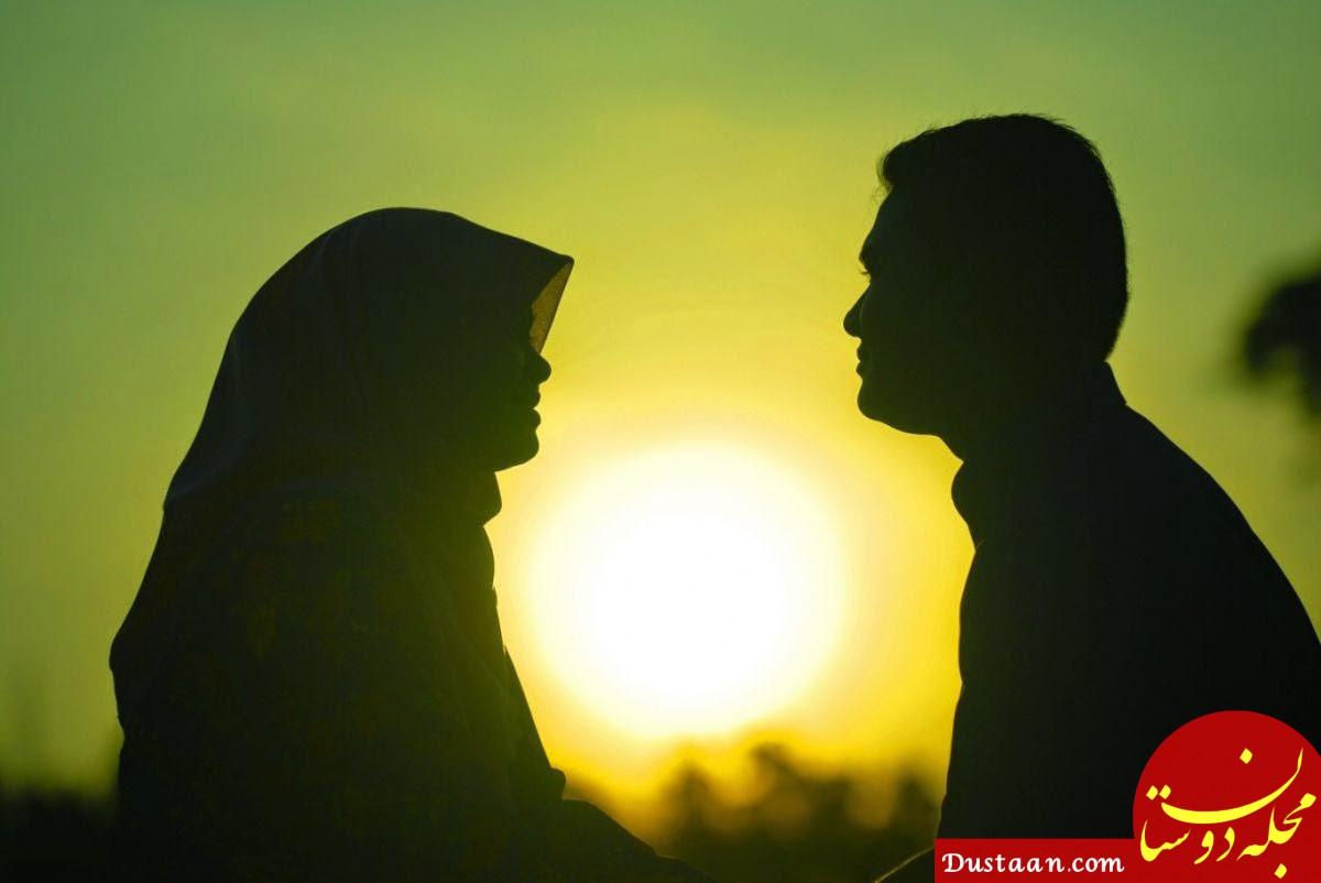 www.dustaan.com تکنیک فن بیان درست با همسر بد دهن و عصبانی