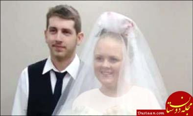 www.dustaan.com مرگ تلخ عروس و داماد جوان ، دقایقی بعد از عروسی! +عکس