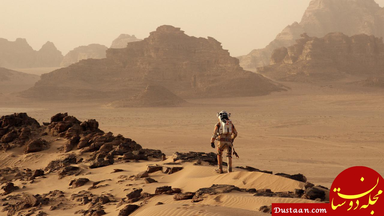 www.dustaan.com مریخ امیدبخش ترین سیاره برای یافتن حیات است