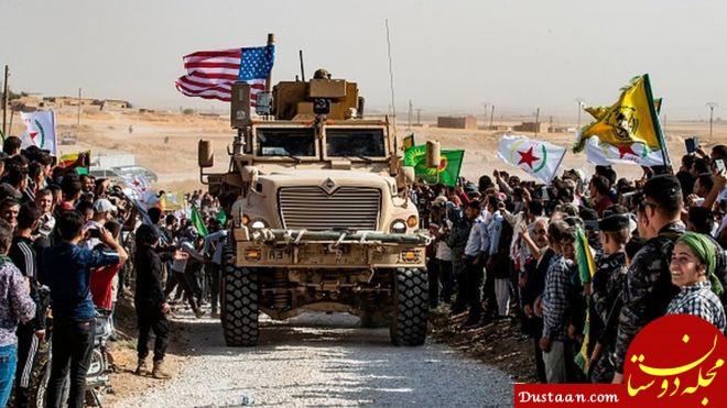 www.dustaan.com آخرین تحولات نظامی در شمال سوریه پس از حمله ترکیه